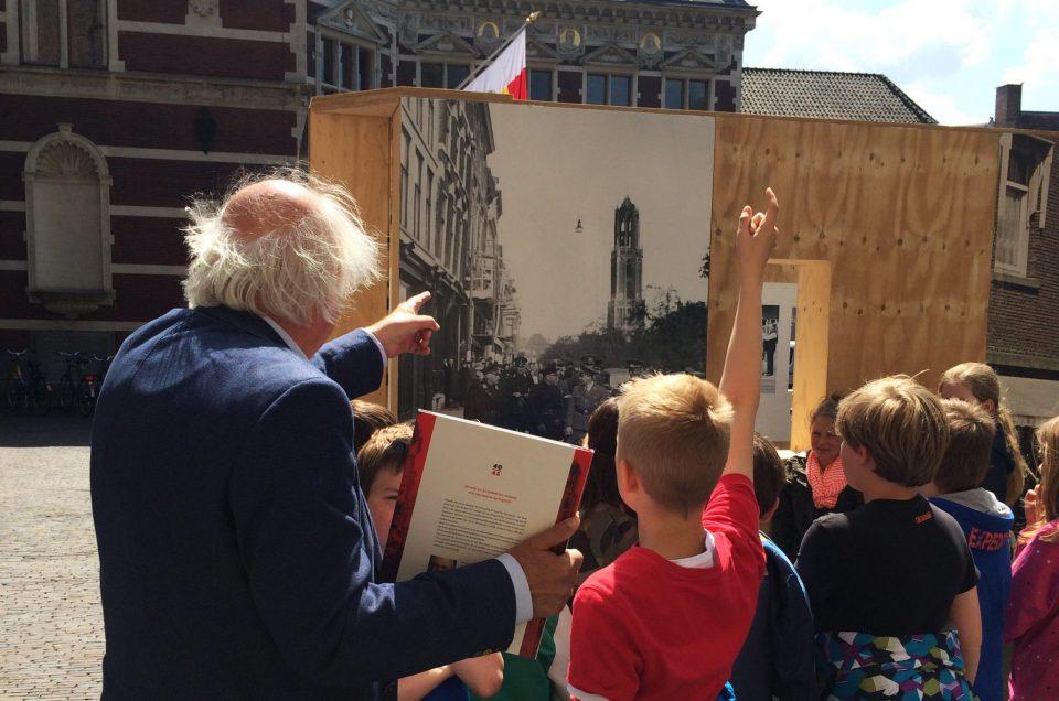 Oorlogsarena: Utrecht 40-45 educatieve activiteiten