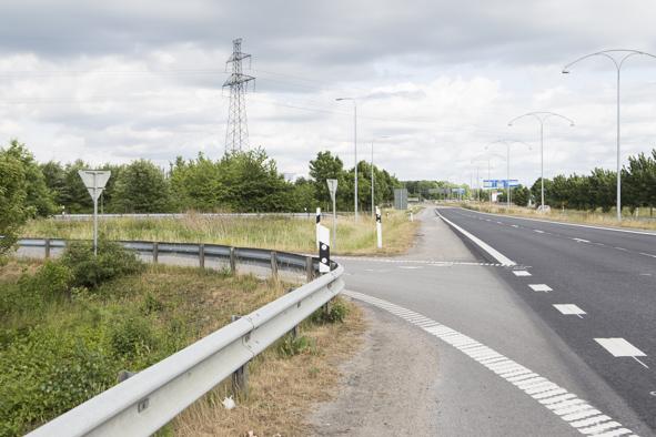 Cleo Wächter: Autostop – Retracing Routes