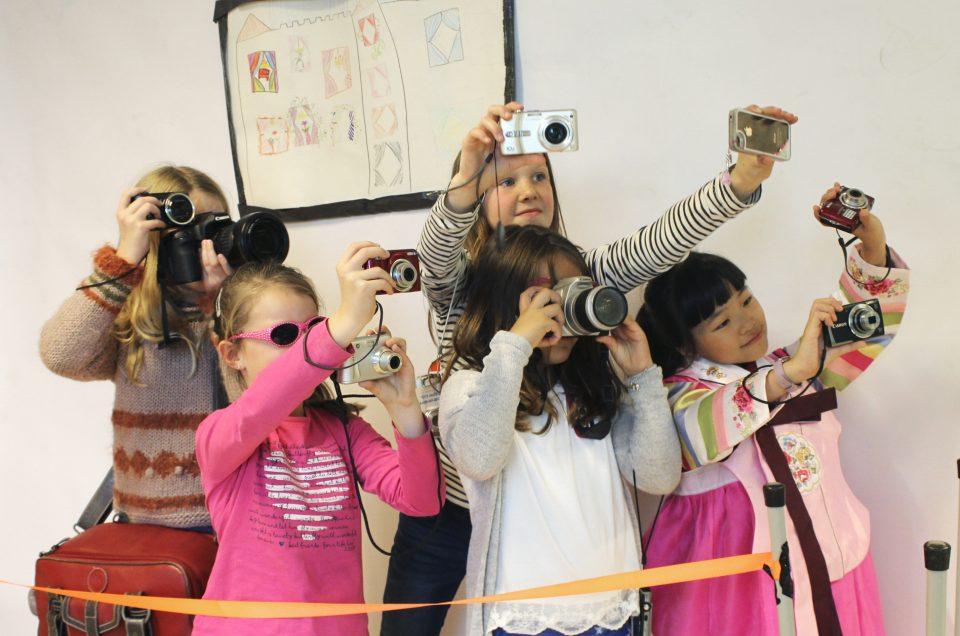 Fotokids week - workshopweek tijdens de herfstvakantie