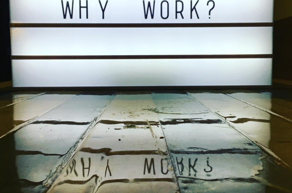 FOTODOK presenteert: WHY WORK? – opening 9 maart