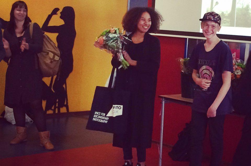 FOTODOK Scholieren Award 2015 uitgereikt