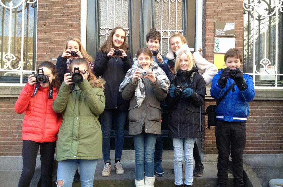 FOTOKIDS#7 | Kerstvakantie workshop – Verhalen maken met je camera *nieuw*