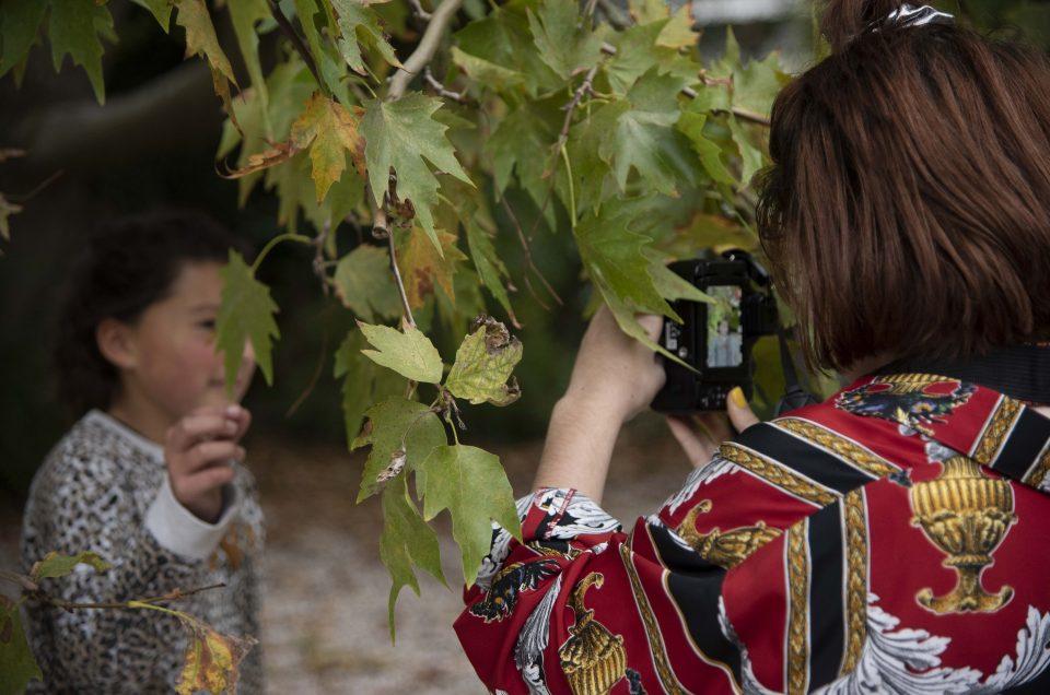 FOTOKIDS#8 | Voorjaarsvakantie workshop - Licht, kader & perspectief