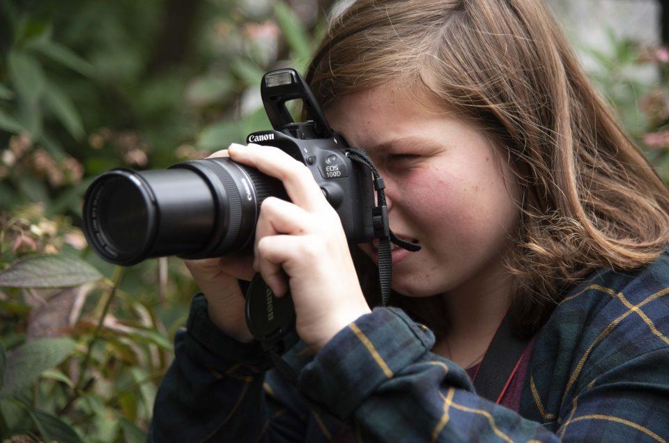 FOTOKIDS#12 | Herfstvakantie workshop 12 - 16 jaar