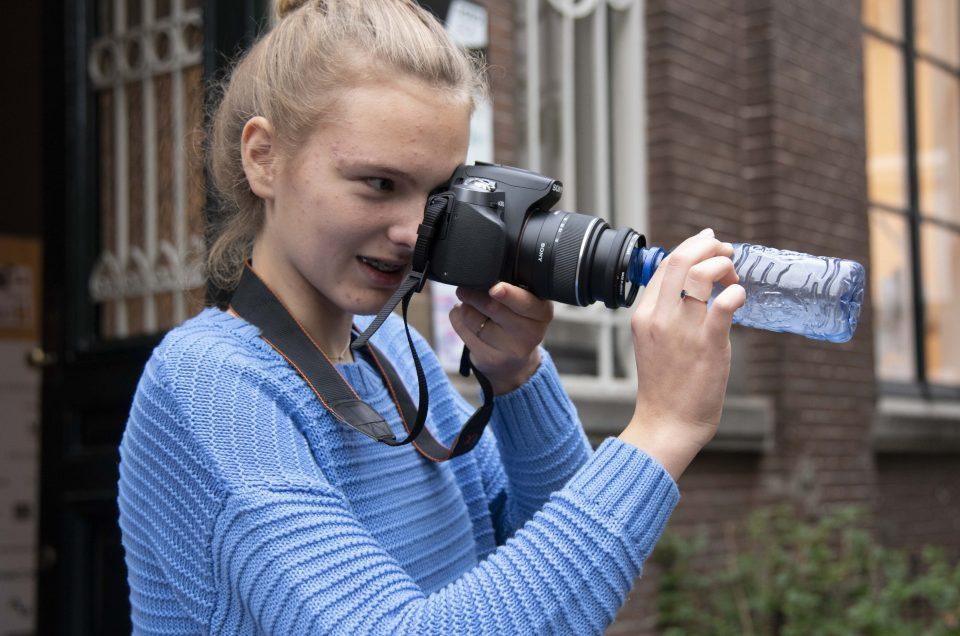 FOTOKIDS#13 | Kerstvakantie workshop 12 - 16 jaar
