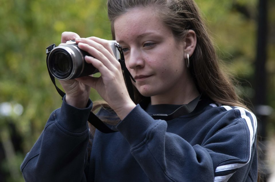 FOTOKIDS#17 | Meivakantie workshops 12 - 16 jaar